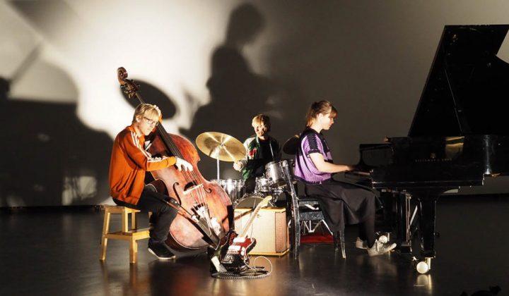 Moskus tolker Syner i siste Jazz på Munch