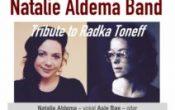 Robert Normann-festival 2019 Natalie Aldema Band