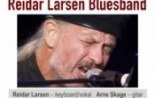 Robert Normann-festival 2019 Reidar Larsen Bluesband