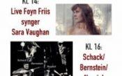 Robert Normann-festival 2019 Live Foyn Friis & Schack/Bernstein/Nygård