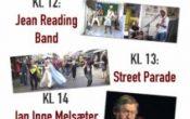 Robert Normann-festival 2019 Jean Reading Band