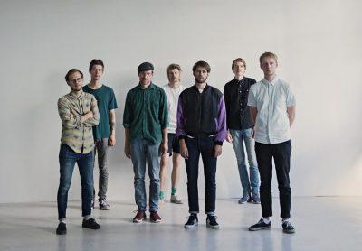 Megalodon Collective på norgesturné