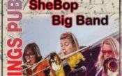 Lørdagsjazz med Sheboap Big Band