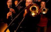 Jazzkafe med Røshnes Jazzband