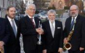 Jazzkafe med Bourbon Street Jazzband
