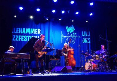 Arild Andersen på turné med ny kvartett