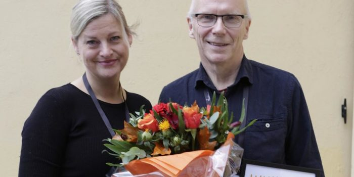 Storbandprisen 2019 til Gunnar Gustavsen
