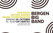 BERGEN BIG BAND: KORTREIST