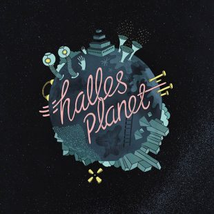 «Halle's Planet» cover
