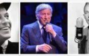 Jul med Frank Sinatra, Bing Crosby og Tony Benett