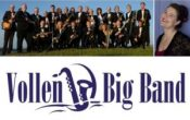 Vollen Big Band med Majken Christiansen