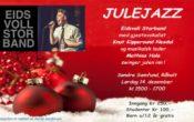 Julejazz med Eidsvoll Storband og Knut Kippersund Nesdal