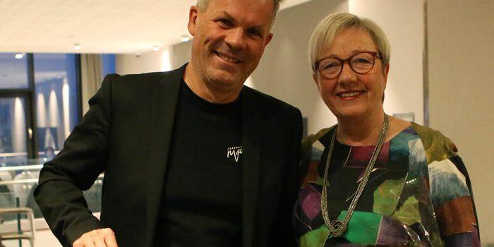 Nordland kulturpris til Jan Gunnar Hoff