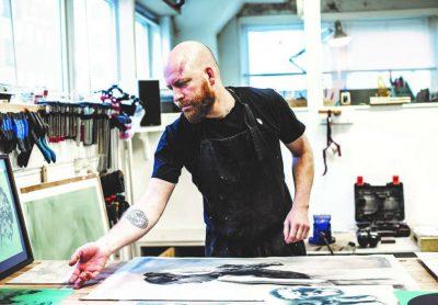 Tom S. Kosmo er årets Vossa Jazz-kunstner
