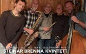Steinar Brenna Kvintett – Åpen scene