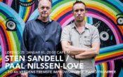Paal Nilssen-Love og Sten Sandell