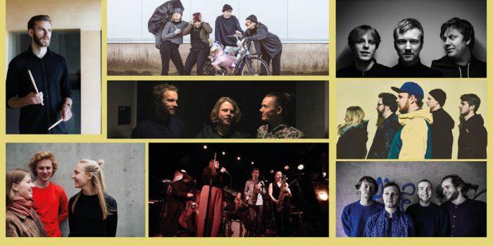 Åtte band klare for Jazzintro 2020