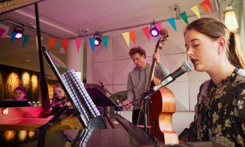 Oslos hippaste jazzfestival er i gang!