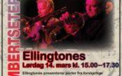 Ellingtons spiller på Lambertseter