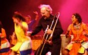 AVLYST/CANCELLED:  African Big Band Beat m/SINTEFSTORBANDET