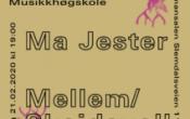 Rå – med Ma Jester og Mellem/Skeidsvoll