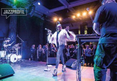 UKAS JAZZPROFIL: Ladyfest