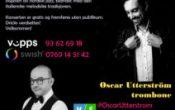 Strømmekonsert med Oscar Utterström og Lorenzo Nardocci