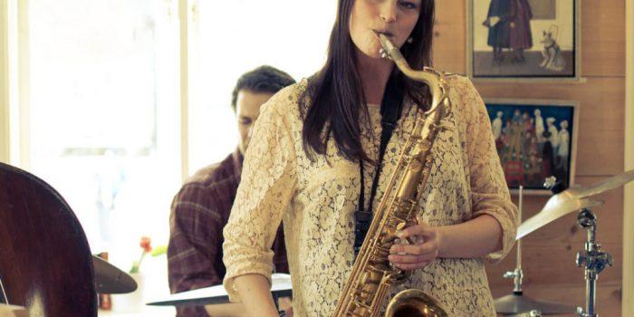 Vossa Jazz-prisen til Elisabeth Lid Trøen