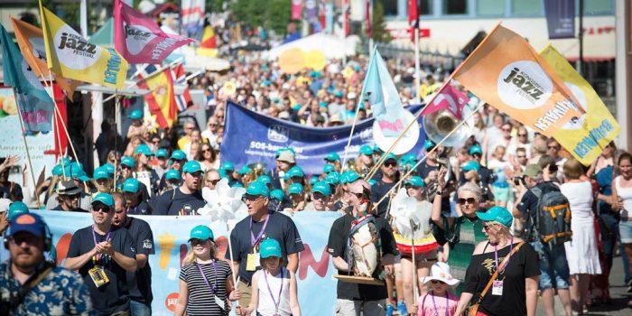 Kongsberg Jazzfestival avlyser