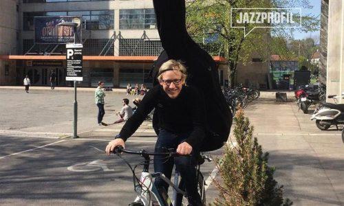 UKAS JAZZPROFIL: Fredrik Luhr Dietrichson
