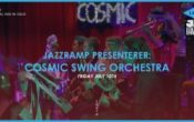 COSMIC SWING ORCHESTRA – SALT