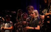 Åpning av Kids in Jazz International