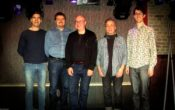 Jazzcafe med Gunnar Nilsen Band