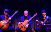 Martin Taylor, Ulf Wakenius & Eric Wakenius: Great Guitar Night!