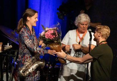 Ella-prisen til Hanna Paulsberg