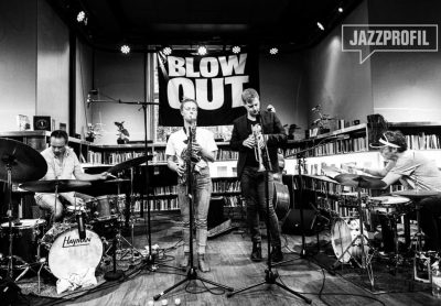 UKAS JAZZPROFIL: Blow Out!