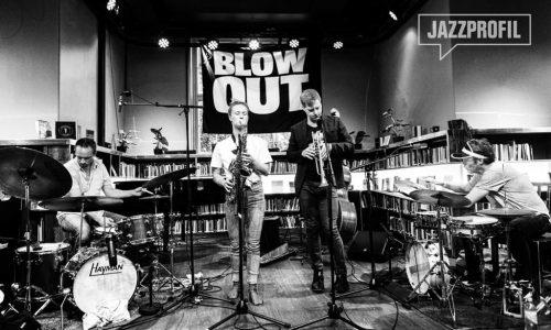 UKAS JAZZPROFIL: Blow Out!