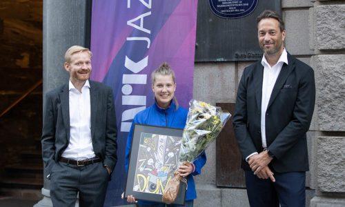 Talentpris til Veslemøy Narvesen