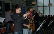 Jazzkafe med BoneVox
