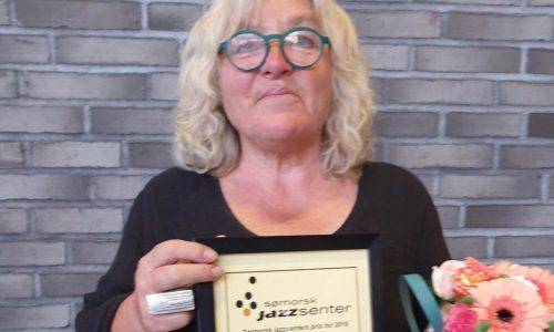 Sørnorsk jazzsenterprisen for 2019 til Elle Flogstad
