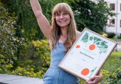 Hedvig Mollestad tildelt EDVARD-prisen