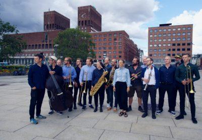 Oslo jazzensemble og Torun Eriksen med turné i nord