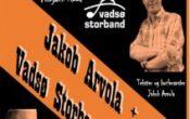 Jakob Arvola + Vadsø Storband = sant!
