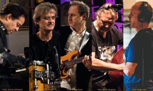 Hans Mathisen Band på turné i november
