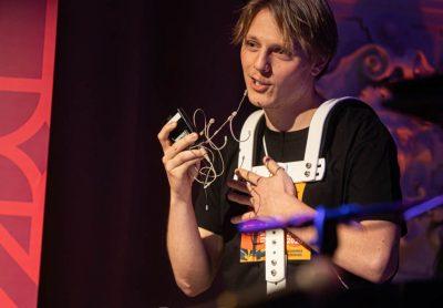 Talentpris til Ola Øverby