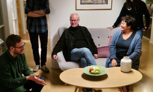 Vedtektsendringer og tre nye styremedlemmer i Østnorsk jazzsenter