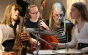 Jazzbarna inntar Sentralen, -UTSATT