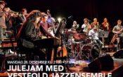 Julejam med Vestfold jazzensemble