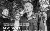 New Dance Quartet – Paal Nilssen-Love og Calle Neuman