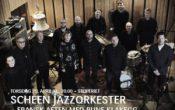 Scheen Jazzorkester – fransk aften med Rune Klakegg